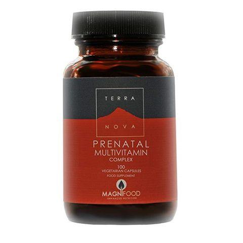 Terra Nova Мултивитамини за бременни х50 капсули