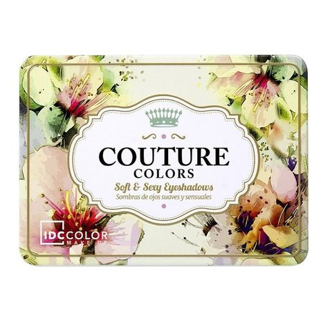 IDC Institute Couture Colors Многофункционална палитра за цялостен грим на лицето и очите х1 брой