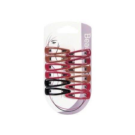 Inter-Vion Комплект фиби за коса x12 броя