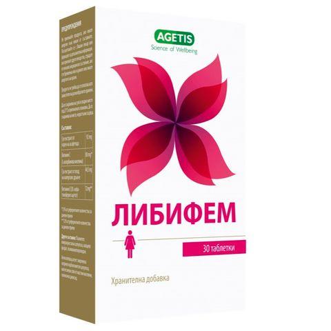 Либифем за подобряване на сексуалния живот х30 таблетки