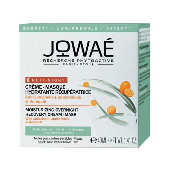 Jowae Хидратиращ и възстановяващ нощен крем-маска за лице х40 мл