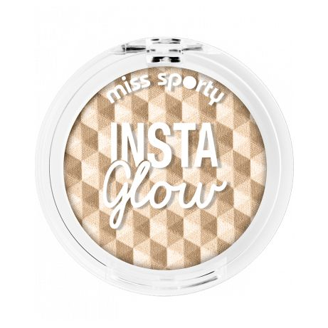 Miss Sporty Insta Glow Хайлайтър, цвят 101 Golden Glow х5 грама