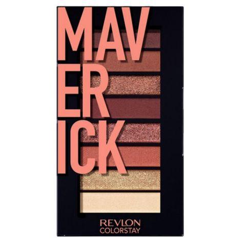 Revlon Colorstay Палитра със сенки за очи, цвят 930 Maverick