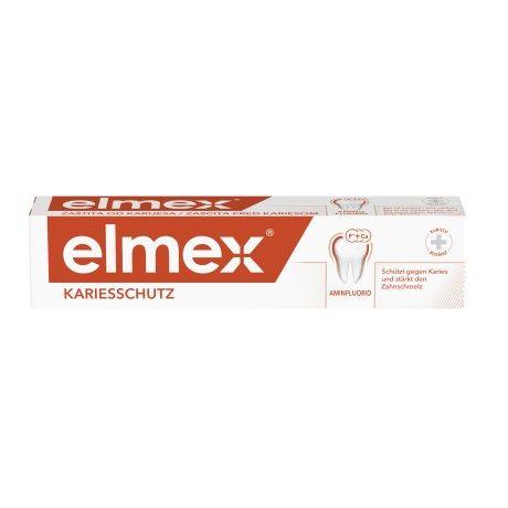 Elmex AntiCaries Реминерализираща паста за зъби против кариеси с амин флуорид х75 мл