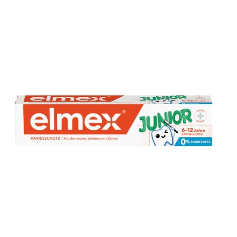 Elmex Junior Паста за зъби за деца 6-12 години против кариеси х75 мл