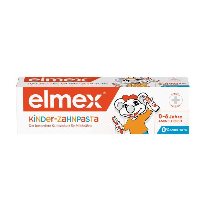 Elmex Детска паста за зъби за деца до 6 години х50 мл