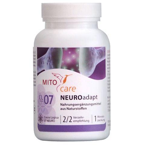 Mitocare Невроадапт за нормална когнитивна функция х120 капсули