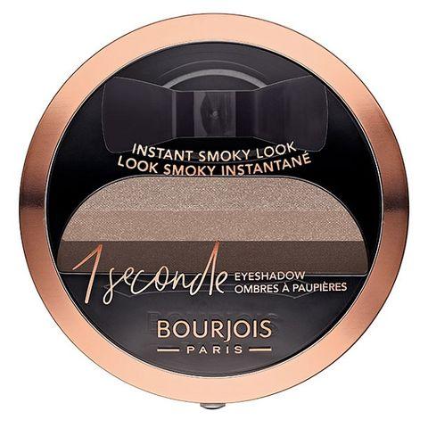 Bourjois 1 Seconde Палитра сенки за очи за опушен грим, цвят 07 Stay on Taupe