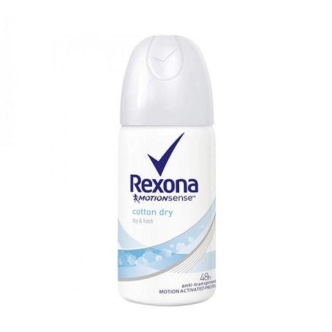 Rexona Cotton Dry Део спрей против изпотяване за жени х35 мл