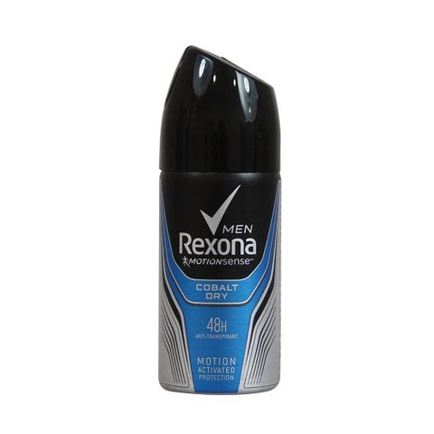 Rexona Men Cobalt Dry Део спрей против изпотяване за мъже х35 мл