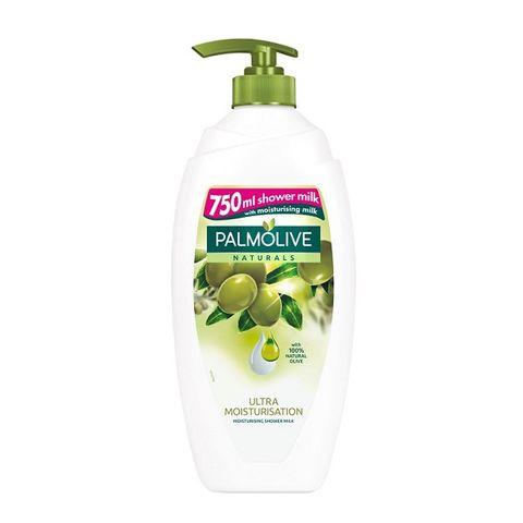 Palmolive Naturals Olive&Milk Овлажняващ душ крем за тяло с маслина и мляко х750 мл
