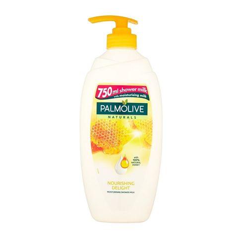Palmolive Naturals Milk&Honey Овлажняващ душ крем с екстракт от мед и мляко х750 мл