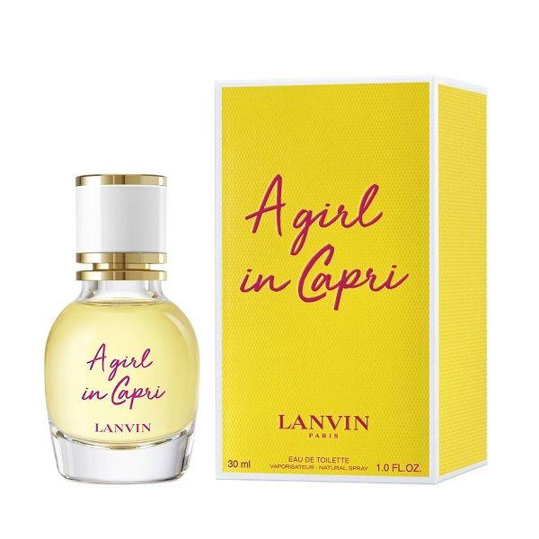 Lanvin A Girl In Capri Тоалетна вода за жени х30 мл