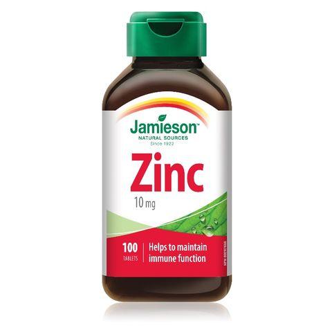 Jamieson Цинк за добри имунитет и метаболизъм 10 мг х100 таблетки
