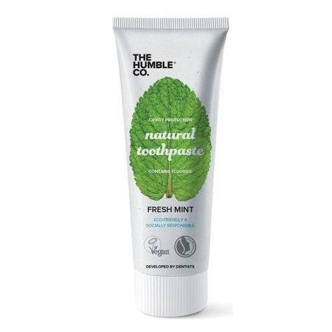 The Humble Co. Fresh Mint Натурална паста за зъби с вкус на мента х75 мл