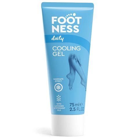Footness Daily Охлаждащ гел за крака x75 мл