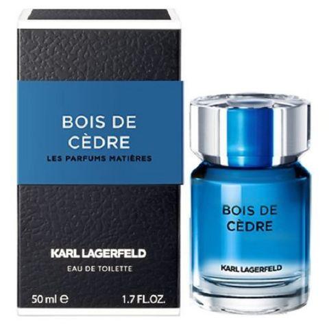 Karl Lagerfeld Bois De Cedre Тоалетна вода за мъже х50 мл