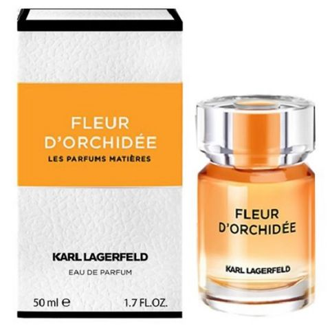 Karl Lagerfeld Fleur De Orchidee Парфюм за жени х50 мл