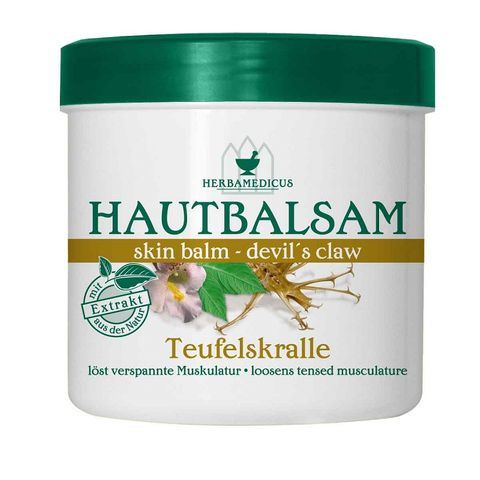 Herbamedicus Балсам с дяволски нокът х250 мл