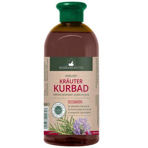 Herbamedicus Масло за вана с екстракт от розмарин х500 мл