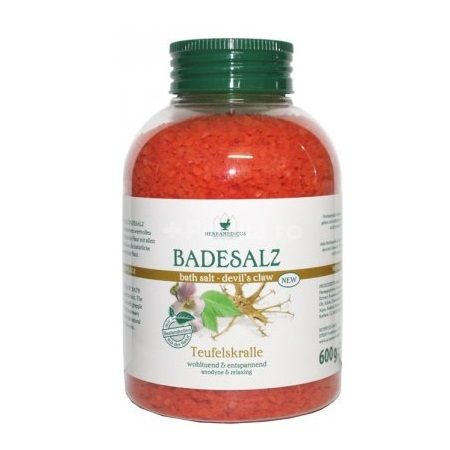 Herbamedicus Соли за вана с дяволски нокът х575 грама