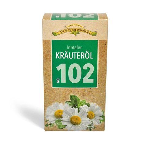 Inntaler Krauterol Билково масло със 102 билки х100 мл