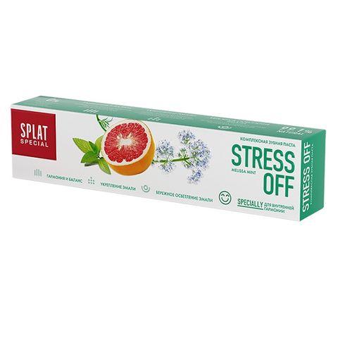 Splat Stress Off Облекчаваща паста за зъби х75 мл