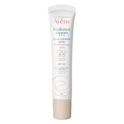 Avene Hydrance Rich ВВ Богат хидратиращ тониран крем за чувствителна и много суха кожа SPF30 х40 мл