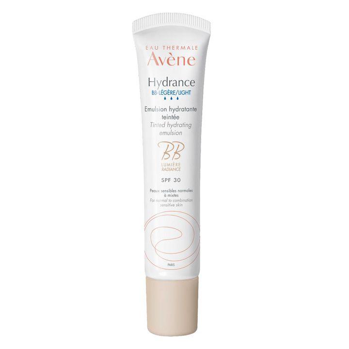 Avene Hydrance Light ВВ Хидратираща тонирана емулсия за нормална до чувствителна и комбинирана кожа SPF30 х40 мл