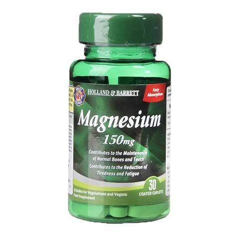 Holland and Barret  Хелатиран магнезий 150 мг х30 таблетки
