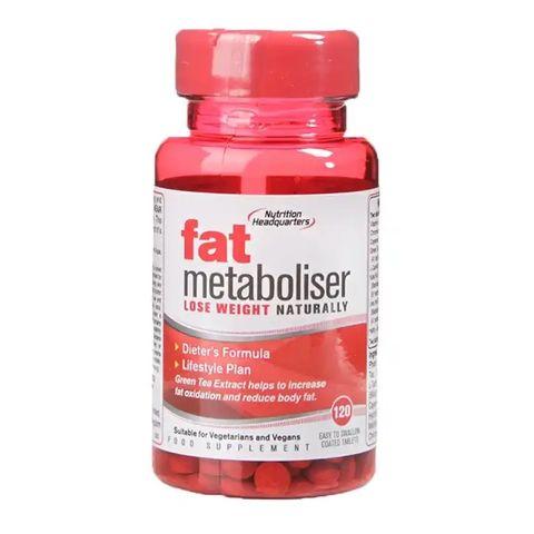 Nutrition Headquarters Метаболизатор на мазнини х120 таблетки