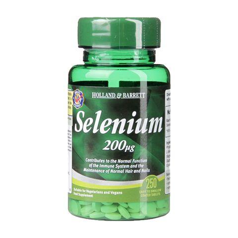 Holland and Barrett Селен 200 мкг х100 таблетки
