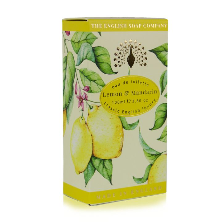 English Soap Lemon & Mandarin Тоалетна вода за жени х100 мл