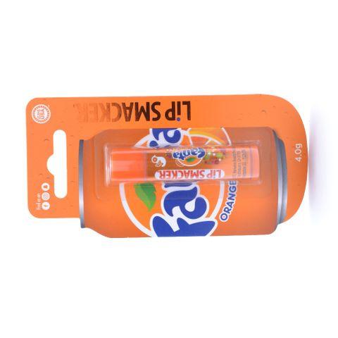 Lip Smacker Fanta Orange Балсам за устни с аромат на Фанта портокал х4 грама