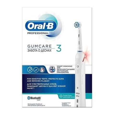Oral B Gum Care 3 Електрическа четка за чувствителни зъби и венци х1 брой