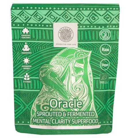 Oracle Оракул Био микс от покълнали семена, зърнени и бобови култури х200 грама