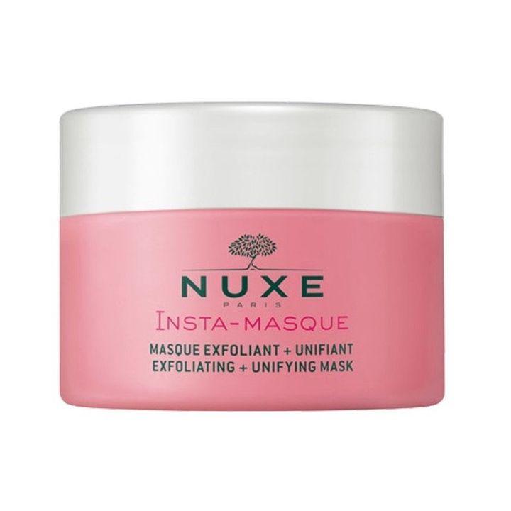 Nuxe Insta-Masque Ексфолираща и изравняваща тена маска за лице с моментален ефект х50 мл