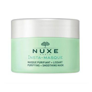 Nuxe Insta-Masque Почистваща и успокояваща маска за лице с глина х50 мл