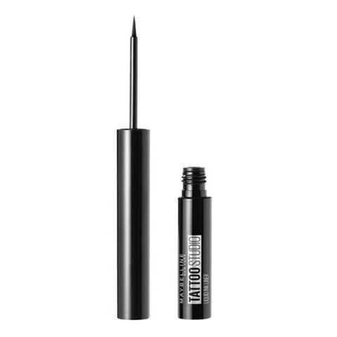 Maybelline Tattoo Liner Полу-перманентен молив за очи с издръжливост до 36 часа, цвят 710 Inked B