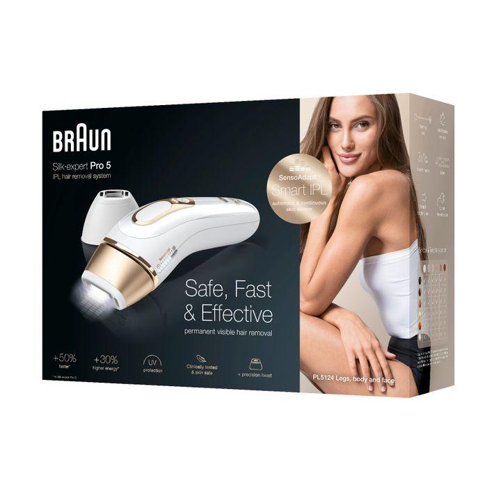 Braun Фотоепилатор за тяло и лице, модел PL5124 х1 брой