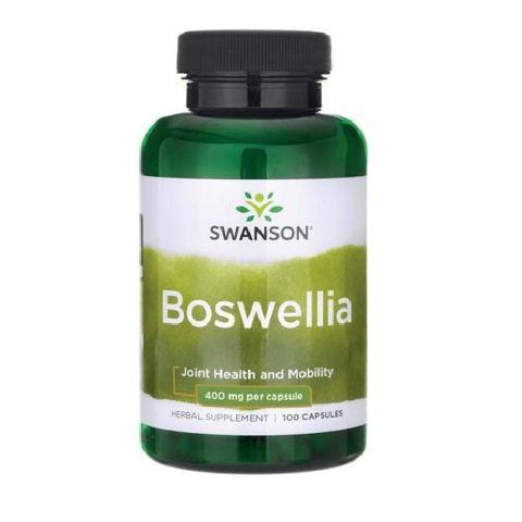 Swanson Босвелия за здрави и подвижни стави 400 мг х100 капсули