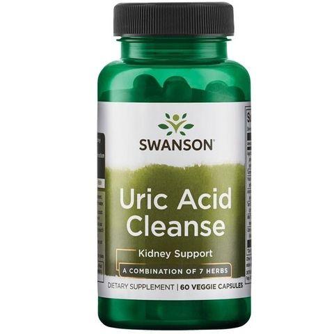 Swanson За прочистване от пикочна киселина х60 капсули