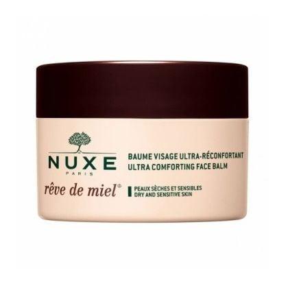 Nuxe Reve de Miel Успокояващ и хидратиращ балсам за лице х50 мл
