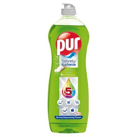 Pur Power Apple Препарат за миене на съдове х750 мл