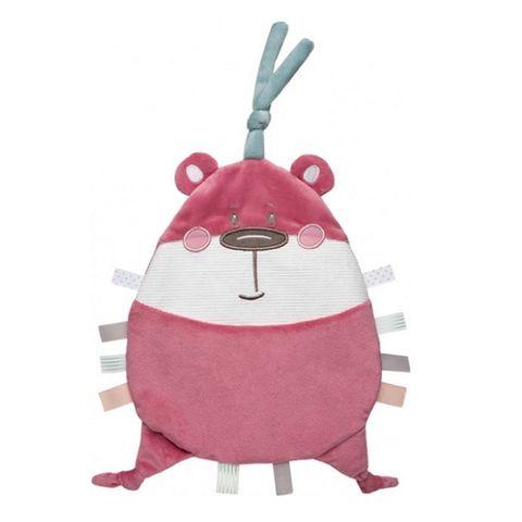 Canpol babies Мека играчка за гушкане Pastel- 68/067 pink