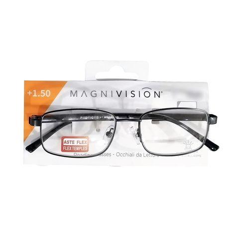 Magnivision Готови очила за четене +1.50  с калъф, P15911/01