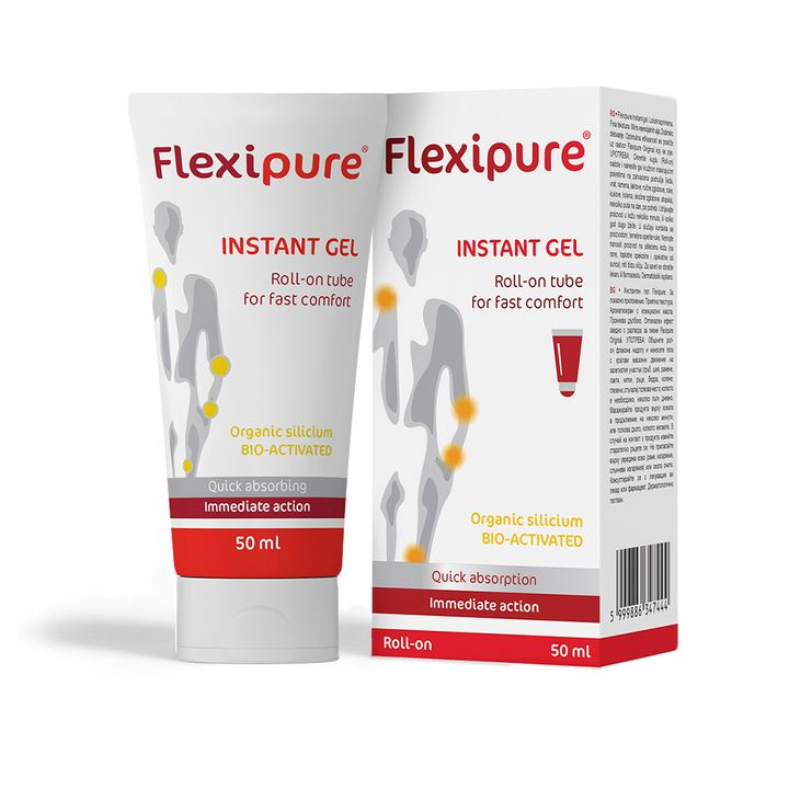 Flexipure Instant Gel при болка в мускулите и ставите х50 мл Ceumed
