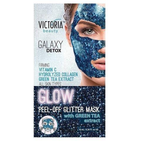 Victoria Galaxy Detox Пилинг маска за лице против бръчки с..