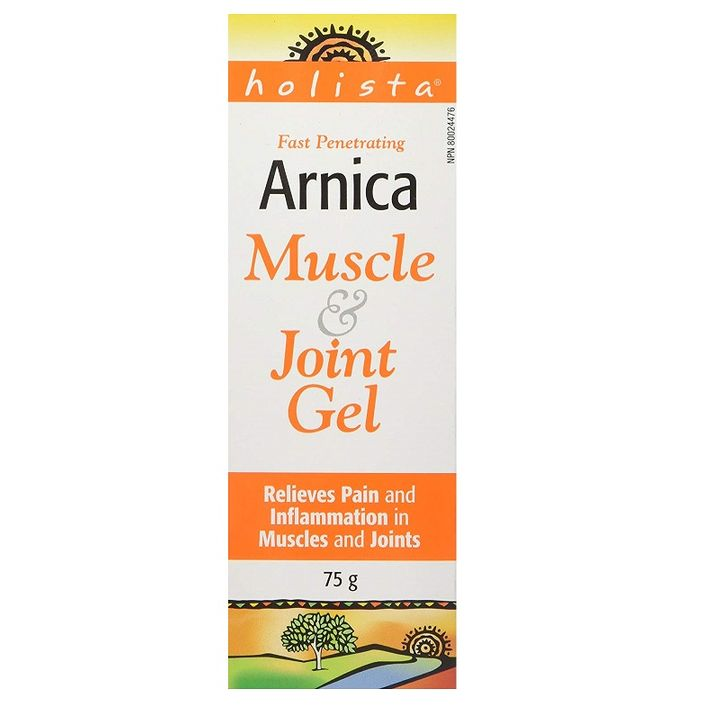 Holista Арника гел за мускули и стави х75 грама