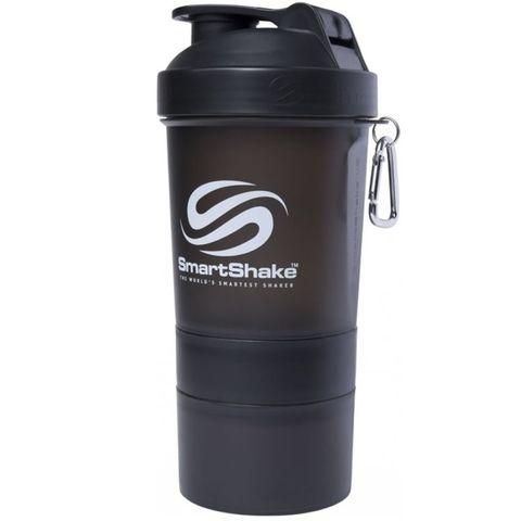 Smartshake Original2Go Шейкър черен x600 мл